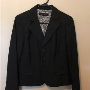 Nine West suit jacket separate pinstripe